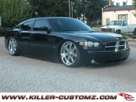 killercustomzs 2006 Dodge Charger photo thumbnail