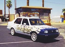 BK2LIFEs 1985 Volkswagen Jetta photo thumbnail
