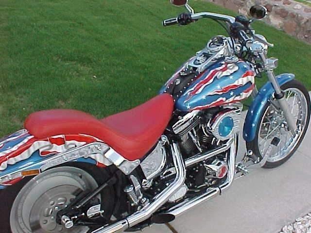 BK2LIFEs 2006 Show Bikes Harley photo