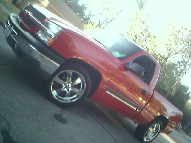 chillin136s 2003 Chevrolet Silverado photo