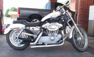 nhalls 2003 Show Bikes Harley photo thumbnail