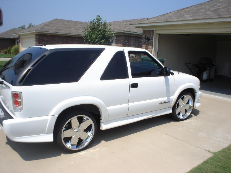 nstynat3s 2001 Chevy Blazer Xtreme photo