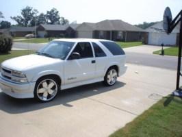 nstynat3s 2001 Chevy Blazer Xtreme photo thumbnail