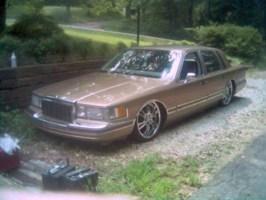 rangerlayinrockers 1990 Lincoln Town Car photo thumbnail