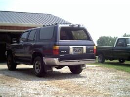 Raticals 1990 Toyota 4Runner photo thumbnail