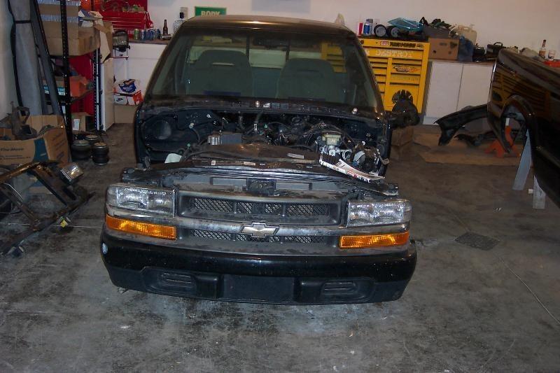 Garrettseyberts 1996 Chevy S-10 photo