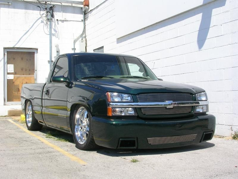 astromn417s 2004 Chevrolet Silverado photo