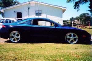 2LO4AL2s 1999 Mitsubishi Eclipse photo thumbnail