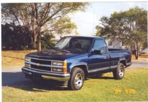 lucky 7s 1995 Chevy C/K 1500 photo thumbnail