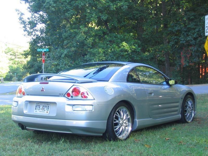 SuperchargedS10s 2000 Mitsubishi Eclipse photo