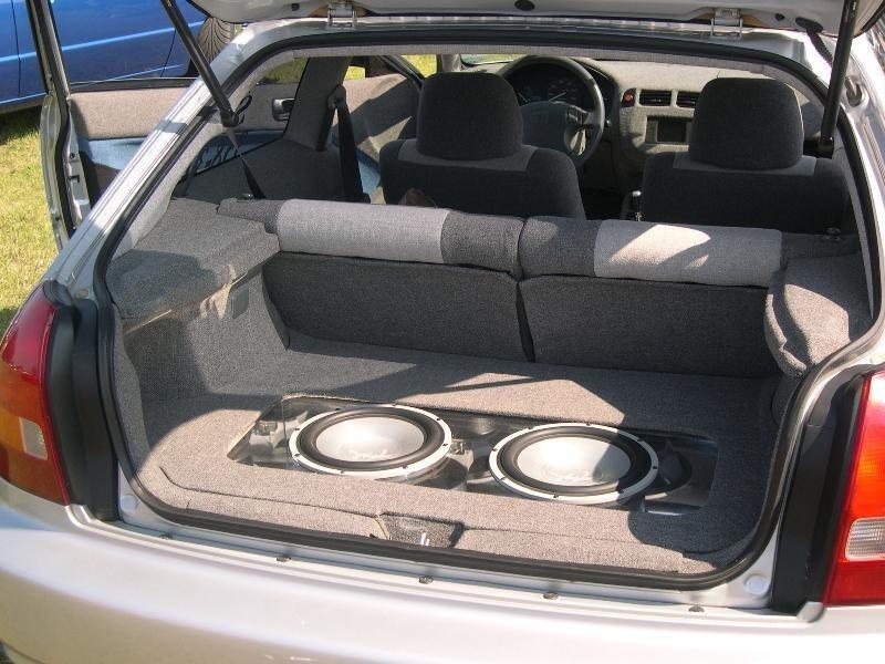 L Ts 1996 Honda Civic Hatchback photo
