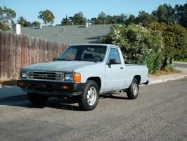 noshine87s 1987 Toyota 2wd Pickup photo thumbnail