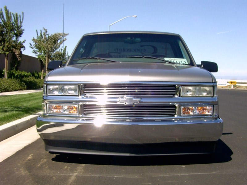 slammedon20inchezs 1997 Chevrolet Silverado photo