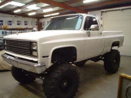 RA HECTORs 1986 Chevrolet Silverado photo thumbnail