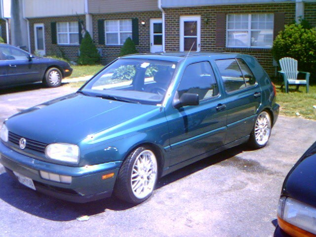 stimee23s 1996 Volkswagen Golf photo