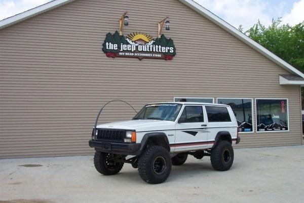 White99Zs 1995 Jeep Cherokee photo