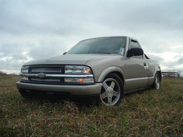 bmxbangs 1998 Chevy S-10 photo