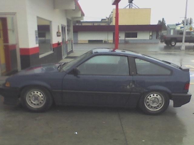 OGs 1985 Honda CRX photo