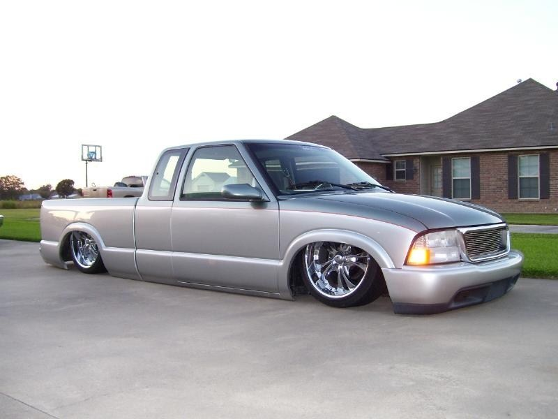 drag4evrs 1995 Chevy S-10 photo
