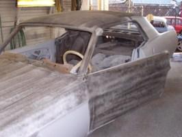 nvrfinshds 1968 Ford Mustang photo thumbnail