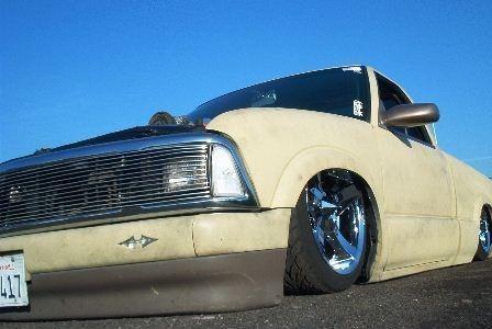 I helpeds 1997 Chevy S-10 photo