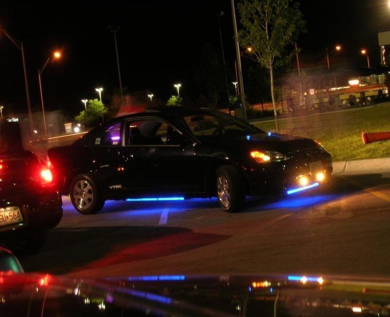 hasarass 2003 Honda Civic photo