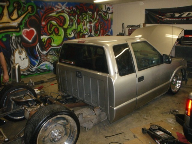 motorheads10s 2000 Chevy S-10 photo