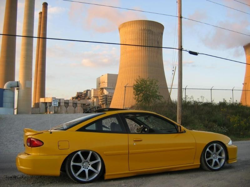 SINKN INs 2002 Chevy Cavalier photo