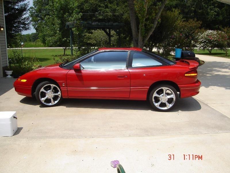 Skadalacgurlsc2s 1996 Saturn SC2 photo