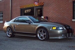 lowryder427s 2001 Ford Mustang photo thumbnail