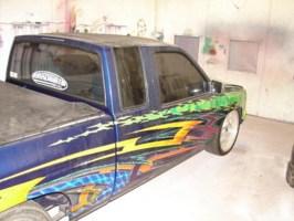 lowrydess 1995 Nissan King Cab photo thumbnail
