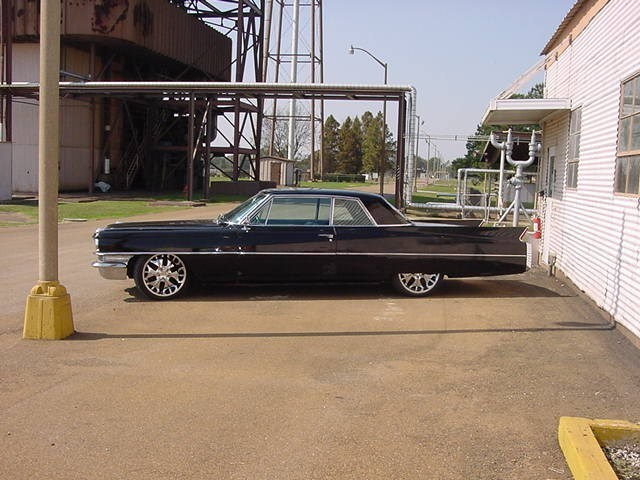 epollan2000s 1963 Cadillac Coupe De Ville photo