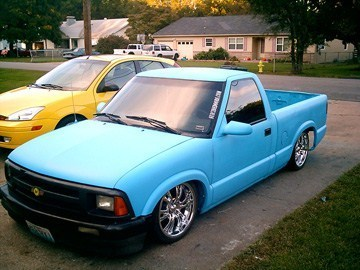 hambandits 1995 Chevy S-10 photo