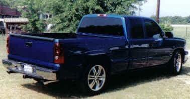 03ChevyDreamss 2003 Chevrolet Silverado photo thumbnail