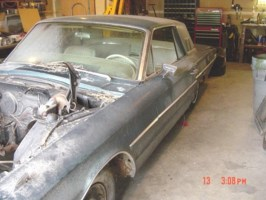 oscars 1966 Ford T-Bird photo thumbnail