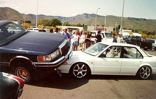 pearldrops 1987 Honda Accord photo thumbnail