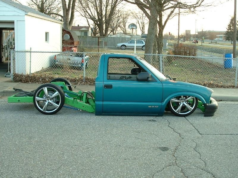 twisted976s 1994 Chevy S-10 photo