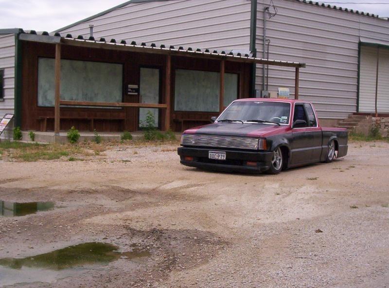 hybrids 1987 Mazda B2200 photo