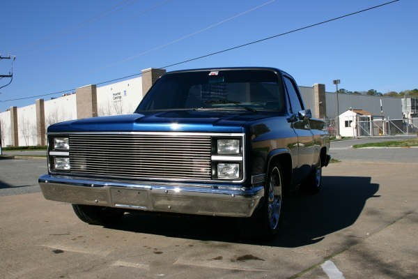 wildrovers 1984 Chevy C-10 photo
