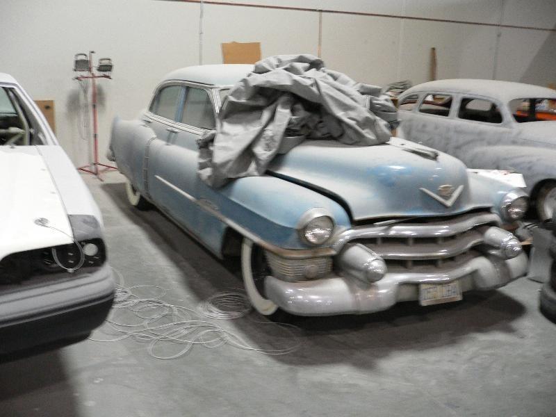 CadeCustomss 1953 Cadillac Sedan De Ville photo
