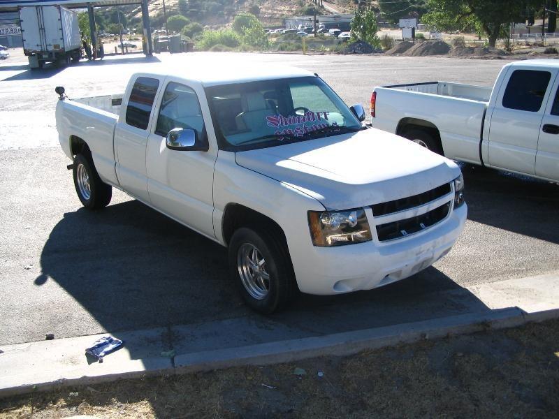 BOYETTs 2001 Chevrolet Silverado