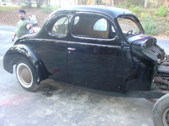 ppyotas 1939 Ford 3 Window Coupe photo