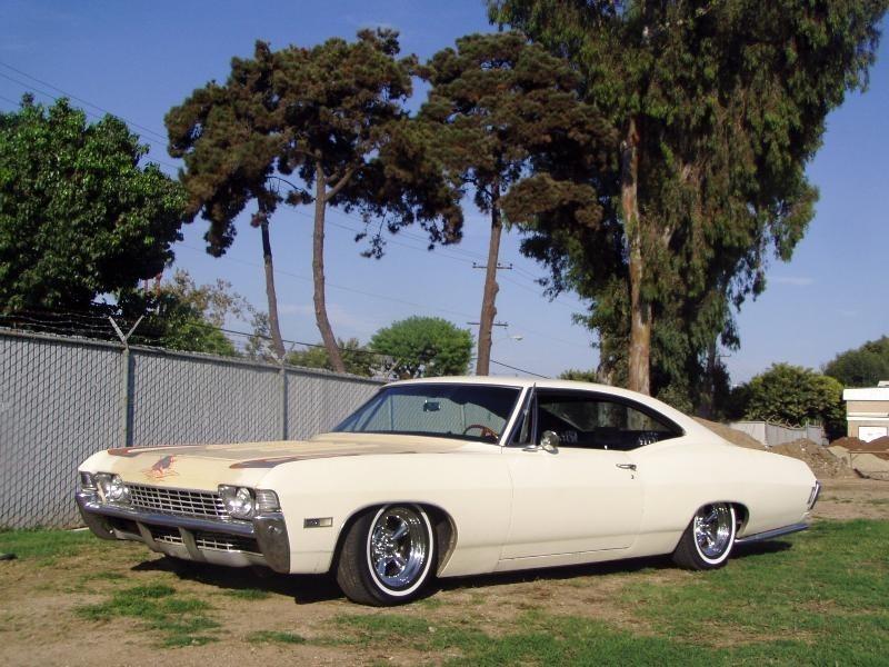 FADEDKOLORSs 1968 Chevy Impala photo