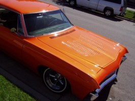FADEDKOLORSs 1968 Chevy Impala photo thumbnail