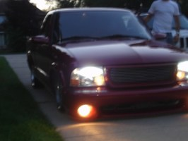 Dymbagd1s 2000 Chevy S-10 photo thumbnail