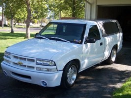 spadedimes 2003 Chevy S-10 photo thumbnail
