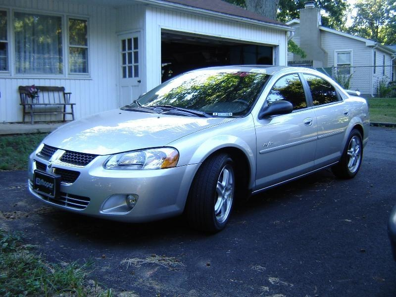 Frenchie05s 2005 Dodge Stratus R/T Coupe photo