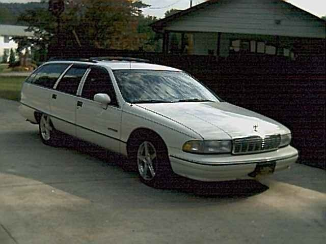 maxxmuscles 1991 Chevrolet Caprice Wagon photo