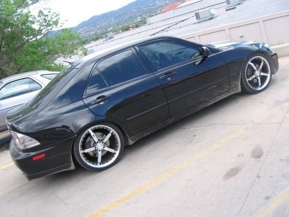 trinitymotorss 2001 Lexus IS 300 photo