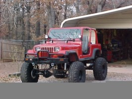 the dirty 10s 1994 Jeep Wrangler photo thumbnail